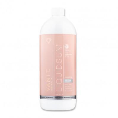 8% Eco Cert. - Vani-T Liquid Sun (koele teint) (1 ltr)