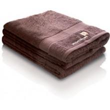 Whitetobrown Handdoek